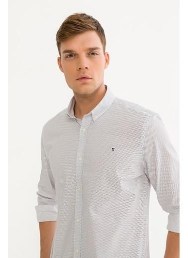 Avva Erkek   Gömlek A92S2274 Beyaz